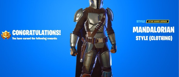 How to Get the Mandalorian Armor in Fortnite