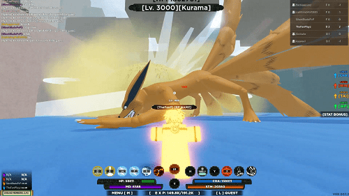 Shinobi Life 2 - Get Nine Tails