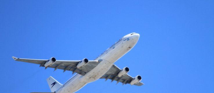 ¿Qué es el modo avión y qué hace al encenderlo?