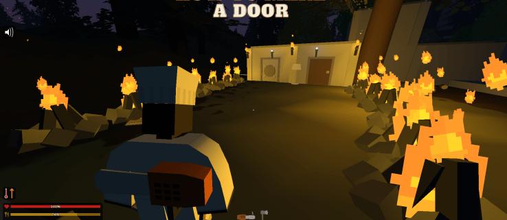 How to Make a Door in Unturned