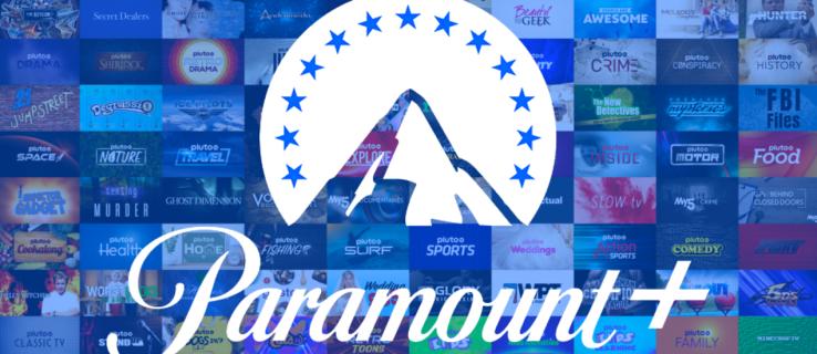 Hvordan endre den lokale stasjonen på Paramount Plus