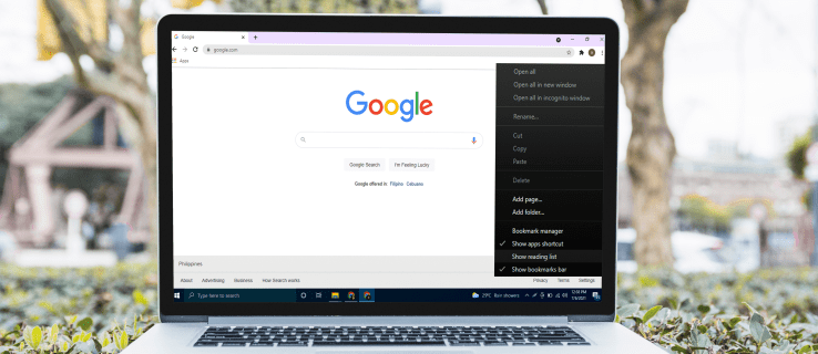 How to Remove the Google Chrome Reading List