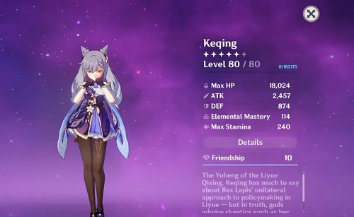 Level Up Friendship on Genshin Impact