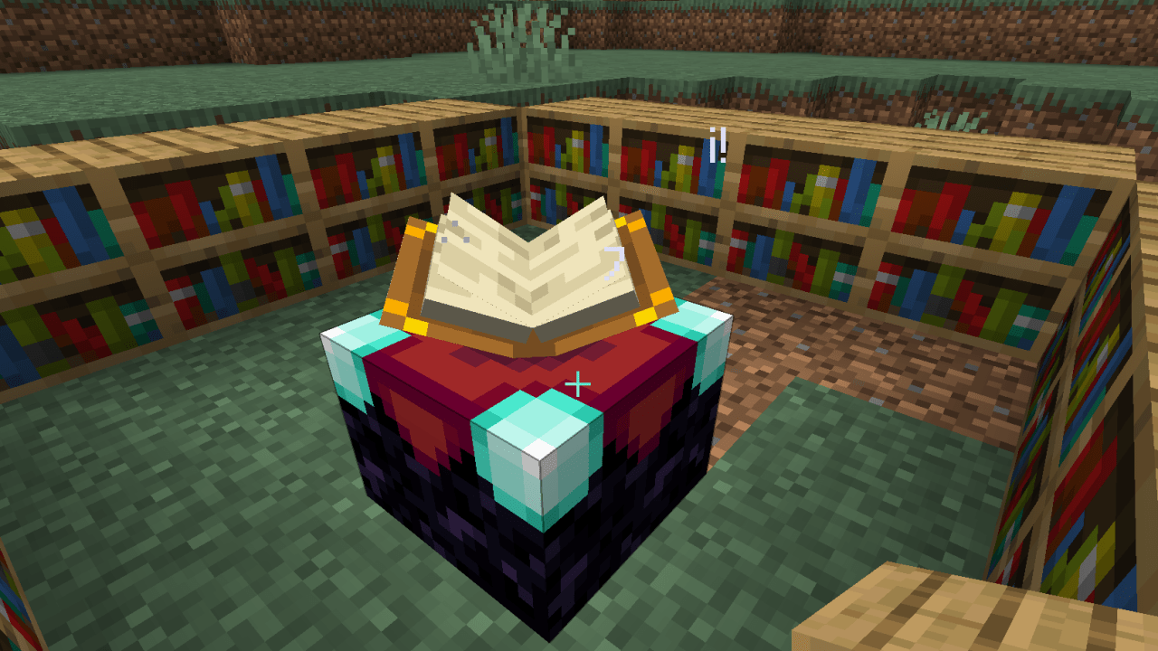 How to Use Enchanted Books in Minecraft