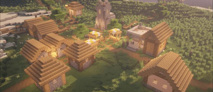 How to Find Villages in Minecraft