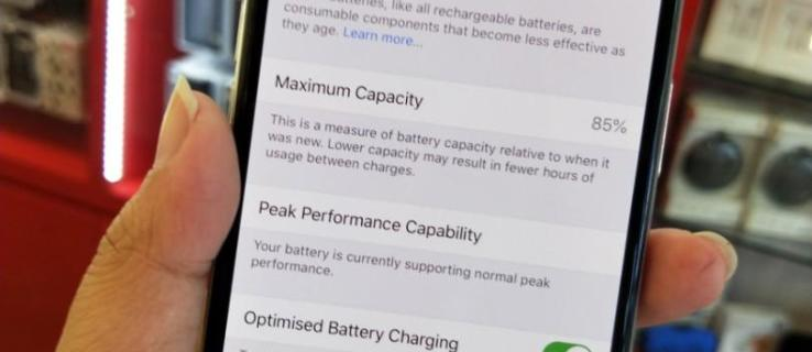 How To Check an iPhone's Battery Health