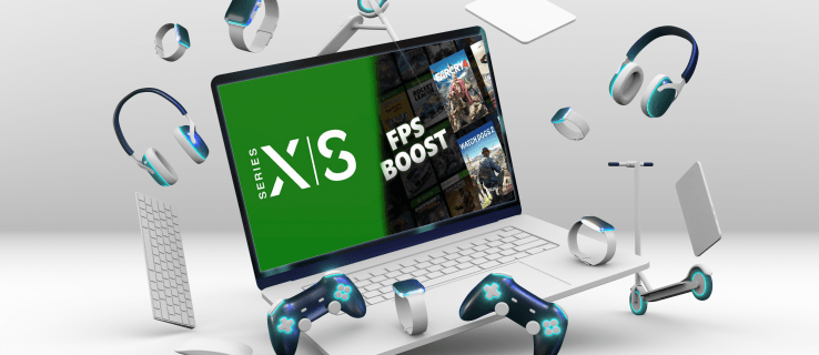 Como ativar o FPS Boost em um Xbox Series X