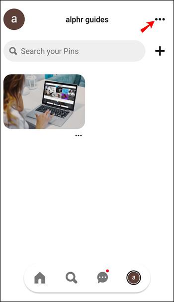 كيفية حذف حساب بينترست Pinterest نهائيًا