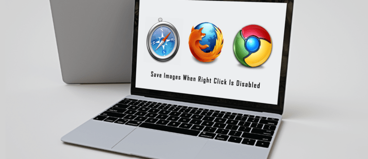 How To Save Images on a Webpage When Right Click Is Disabled