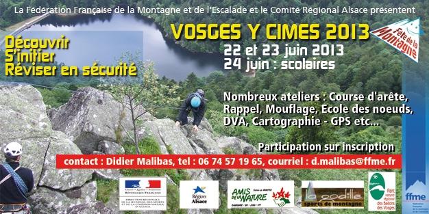 Vosges Y cimes