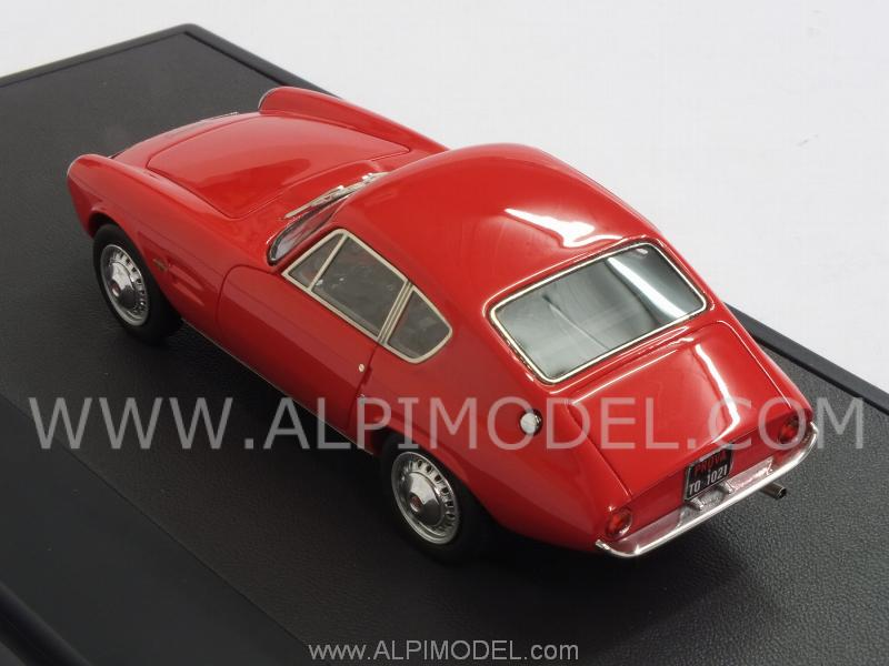 Matrix Models Fiat Ghia 1500 GT Coupe 1964 Red 143