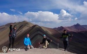 Trek de l'Ausangate avec rainbow mountain