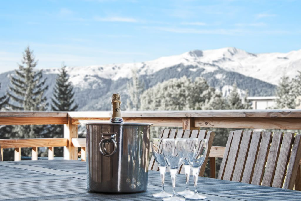 Chalet Mollard Courchevel Moriond 1650 Champagne