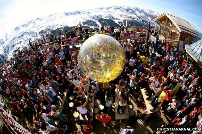 La Folie Douce Meribel