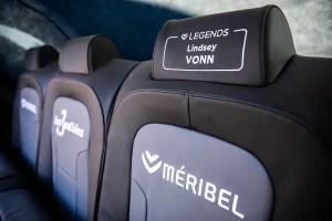 New Meribel chairlift