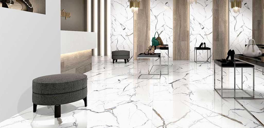 considering ceramic tiles for flooring