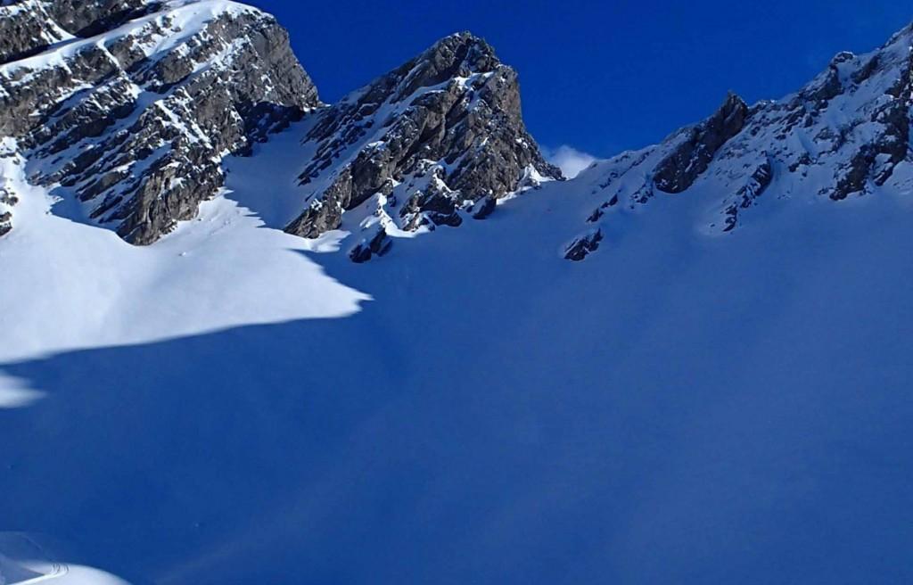 Mandelscharte 2260m