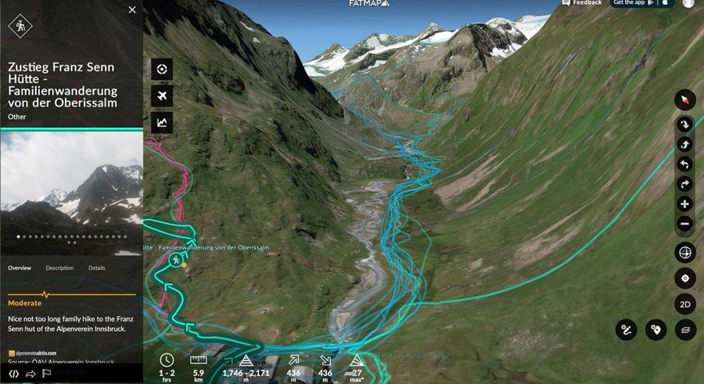 Digitale Tourenbeschreibung durch Bergführer I Alpine Kompetenz