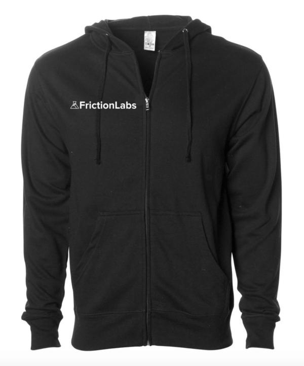 FrictionLabs-Hoody-Zipp-Black