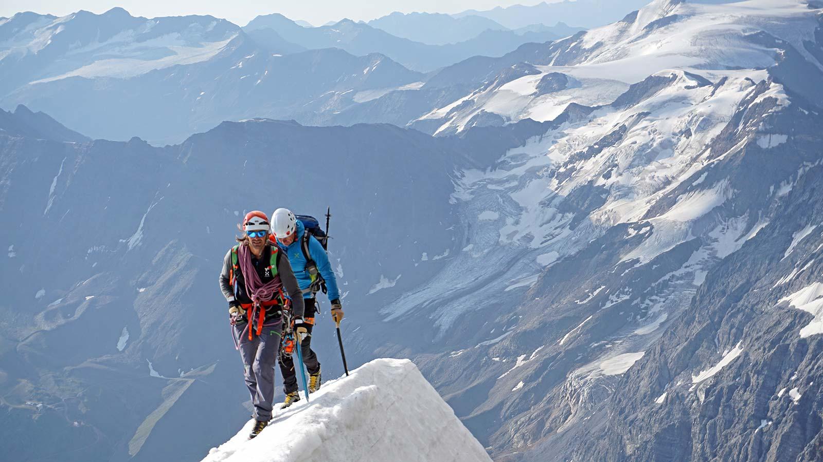 Skihochtour Bergführer I Alpine Kompetenz