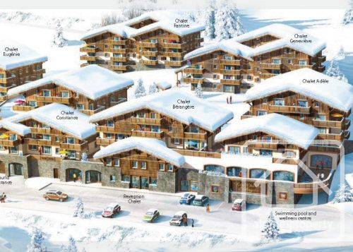 Click here to go to the Chalet d'Angele development