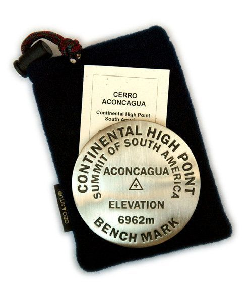 Replica Benchmark Paperweight