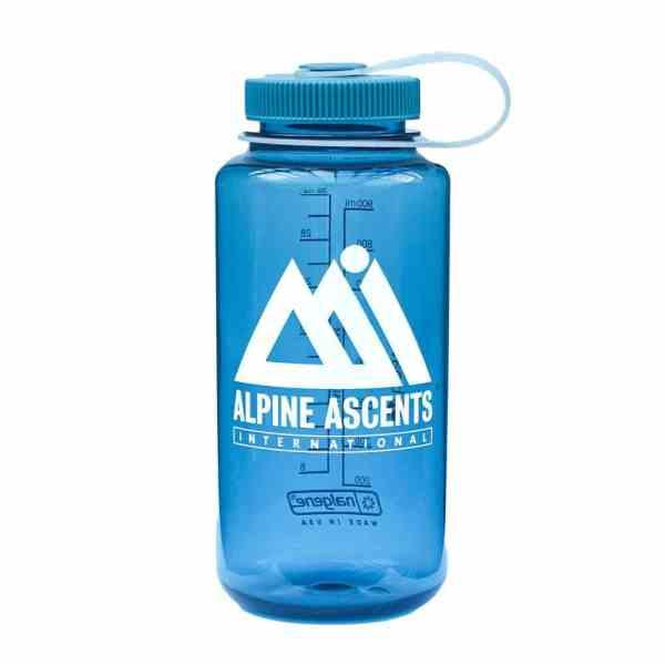 aai logo 32oz wide mouth bottle