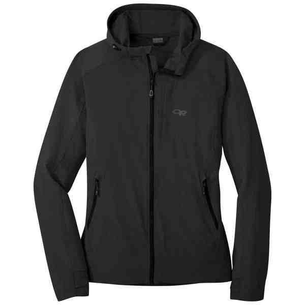 women's ferrosi hoodie