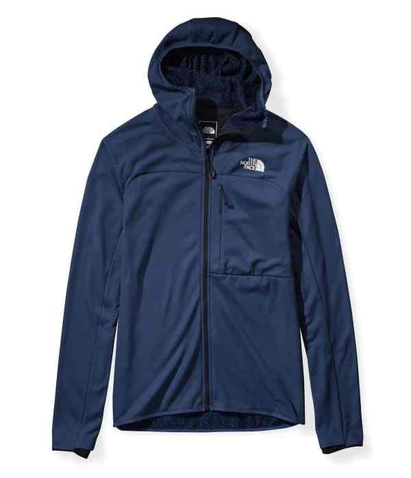 summit l2 futurefleece™ full zip hoodie men's