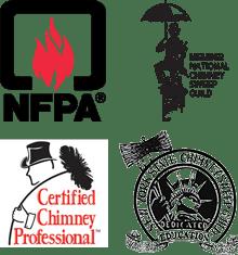Certified sweep logos
