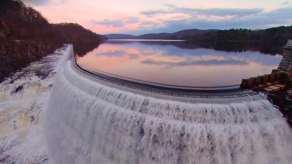 Westchester CO, NY dam