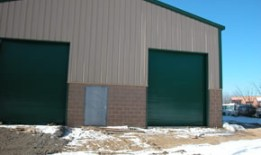 Rolling Insulated Door, Insulated Doors, Insulated Rolling Doors