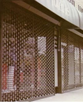 Roll Down Security Door, Roll Down Security Gate, Folding Grilles, rolling grilles