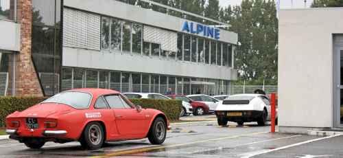 La future Alpine sera bien produite à Dieppe