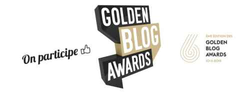 Alpine Planet participe au Golden Blog Awards
