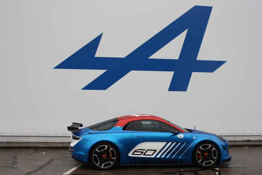 Alpine, une marque à part entière dans le Groupe Renault