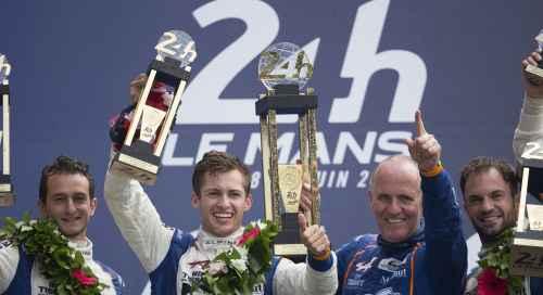 Victoire d'Alpine aux 24 Heures du Mans !