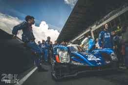 24 Heures du Mans Alpine Type-01 8