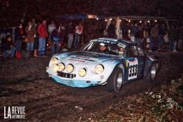 Alpine A110 27 - La Revue Automobile