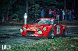 Alpine A110 5 - La Revue Automobile