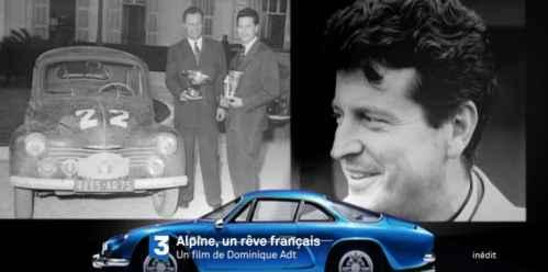 «Alpine, un rêve français», un reportage France 3