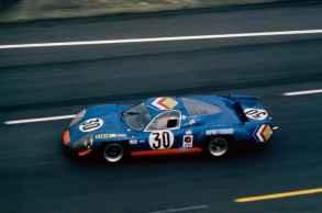 Alpine A220 Le Mans 1969