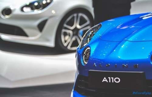 Genève 2017: Focus sur l'Alpine A110 avec GPE-Auto