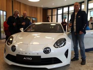 alpine A110 A610 A310 GTA RAOC UK ASAN 2017 - 29