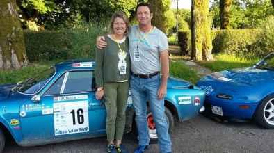 Classic Team#2c2m Alpine A110 1300S Ulule Monte Carlo Millet Caudoux - 9