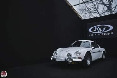 RM Auctions Invalides Alpine A110 A310 Vialle GPE Auto Planet 2018 (2)