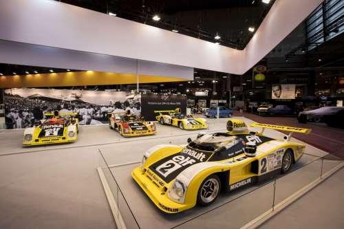 [Retromobile] Alpine célèbre sa victoire aux 24H du Mans 78 à Retromobile