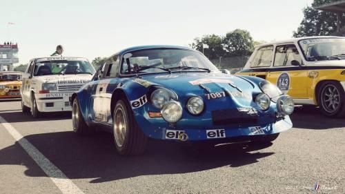 Les Grandes Heures Automobiles 2018: le succès d'Alpine en rallye fête ses 45 ans !