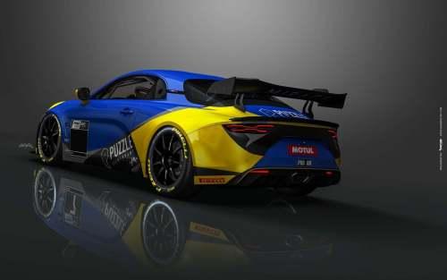 Mirage Racing en ordre de marche avec ses deux Alpine A110 GT4!