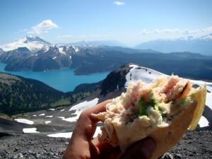 Garibaldi Alpine Sandwich